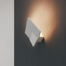 Puzzle Twist Wall lamp Led...