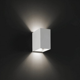 Laser 10X6 Wall lamp in...
