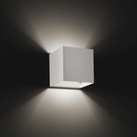 Laser 10X10 Wall lamp in...