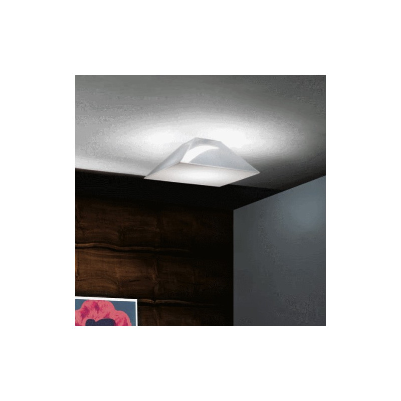 Beetle Small Pyramid Wall/Ceiling lamp