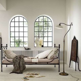 Anita Floor lamp in ceramic...
