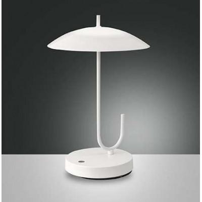 Ombrello Table lamp metal...