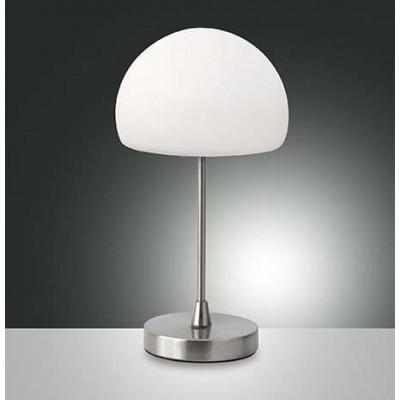 Gaia Table lamp metal frame...