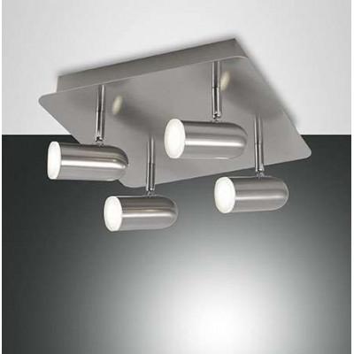 Spotty 4 luci lampada da...