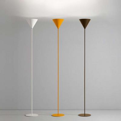 ABC Floor lamp in metal...