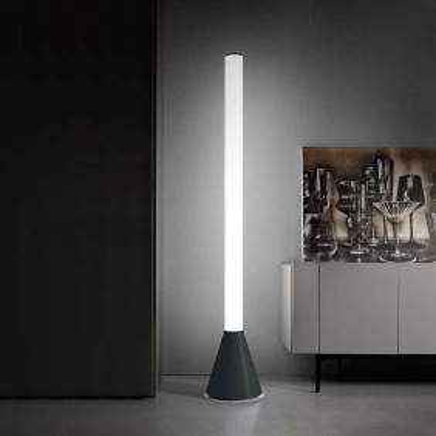 Moby Floor lamp diffuser in...