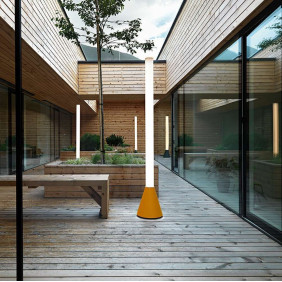 Moby outdoor Floor lamp...