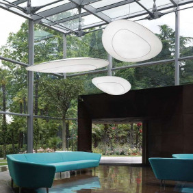 Ring Large Suspension lamp...