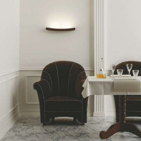 Dolce 192/45 Wall lamp in...